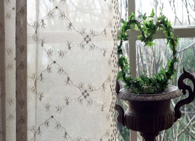 Curtains / window coverings - Tillie Curtain Pebble - PIMLICO