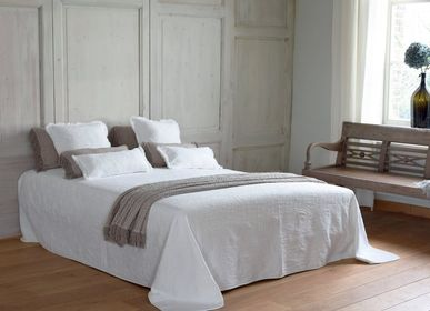 Bed linens - Eleonor Bedcover Stone Washed Cotton - PIMLICO