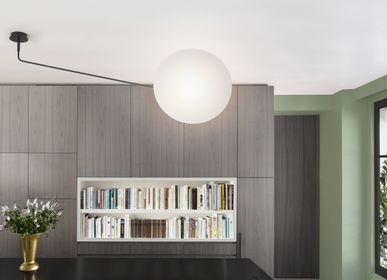 Hanging lights - SATURN Pendant Lamp - BS.LIVING