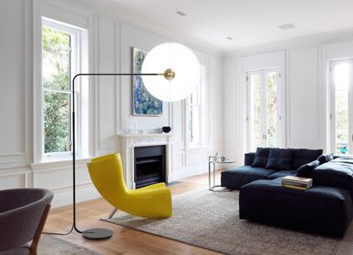 Floor lamps - SATURN Floor Lamp - BS.LIVING