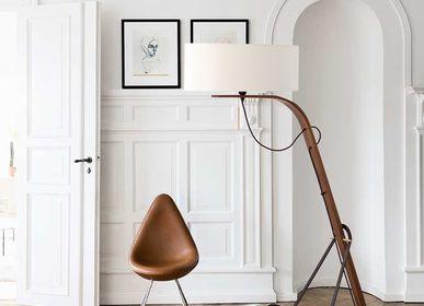 Floor lamps - MAGDA Floor Lamp - BROSSIER SADERNE
