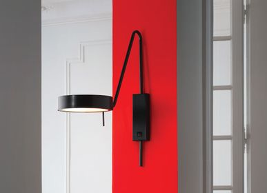 Wall lamps - LUMIA Wall lamp - BROSSIER SADERNE