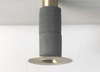 Chambres d'hotels - CL220 - projecteurs au plafond - ALENTES