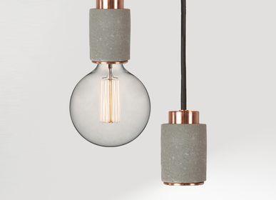 Objets design - CL30 Suspension - edison & spotlight - ALENTES