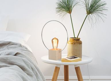 Table lamps - AURA PM Lamp - LUZ EVA