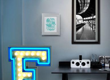 Éclairage LED - E | Graphic Lamp - DELIGHTFULL