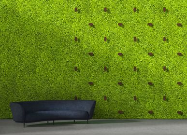 Decorative objects - Twinkle Green Wall  - GREEN MOOD