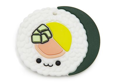 Toys - Sushi Roll Silicone Teether - LOULOU LOLLIPOP