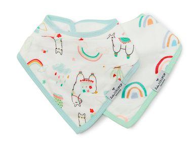 Kids accessories - Muslin Swaddle - Llama - LOULOU LOLLIPOP