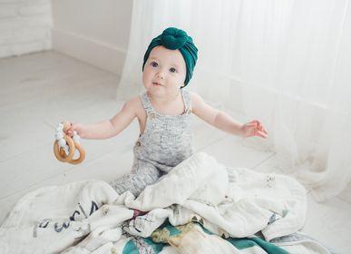 Kids accessories - Muslin Swaddle - Paris - LOULOU LOLLIPOP
