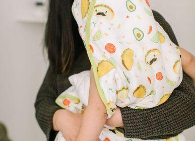 Kids accessories - Muslin Swaddle - Tacos - LOULOU LOLLIPOP