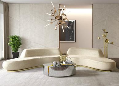 Homewear - ODETTE Sofa - BOCA DO LOBO