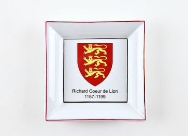 Office supplies - The mix of colors RICHARD COEUR DE LION ashtray - ALAIN BABULE