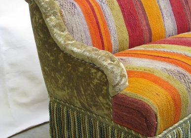 sofas - Sofa Napoléon III - DU LONG ET DU LE