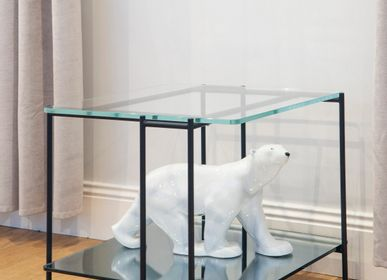 Design objects - MIX coffess table - GLASSVARIATIONS
