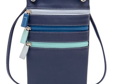 Leather goods - Travel Neck Purse - MYWALIT