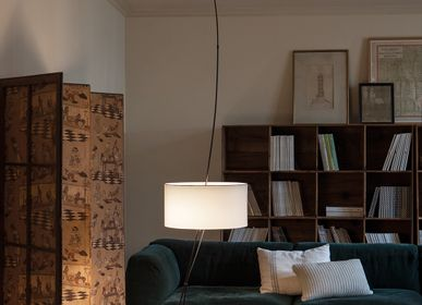 Hotel bedrooms - Floor lamp TOTORA - CARPYEN