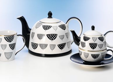 "Tea and coffee accessories - Teapot ""Osias "",  ""Zaara"" and others ... - DETHLEFSEN & BALK"