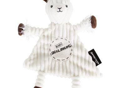 Accessoires pour puériculture - Doudou baby Muchachos le Lama - LES DEGLINGOS