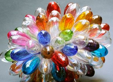 Hanging lights - Baladi Tutti Frutti - LA MAISON DAR DAR