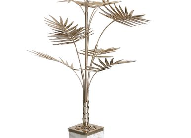 Hotel rooms - Ivete Palmtree | Floor Lamp - ESSENTIAL HOME
