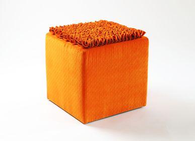 Stools - Cube stool - EVA.CAMPRIANI