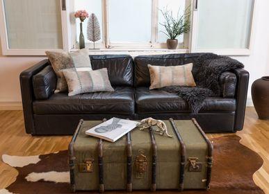 Cushions - Cowhide Cushion - FIBRE BY AUSKIN