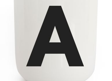 Ceramic - PLTY Mugs: The Wave Alphabet - PLTY
