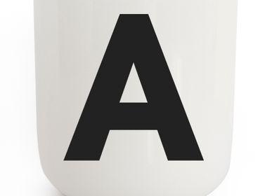 Céramique - Mugs PLTY: The Wave Alphabet - PLTY