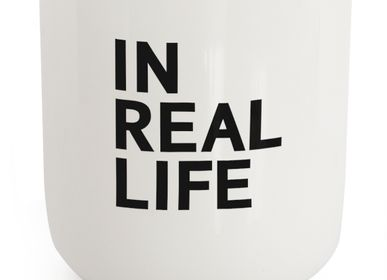 Céramique - Tasses PLTY : Real Life - PLTY