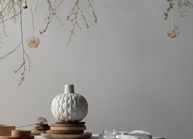 Céramique - Vase Astrid en relief - LINDFORM