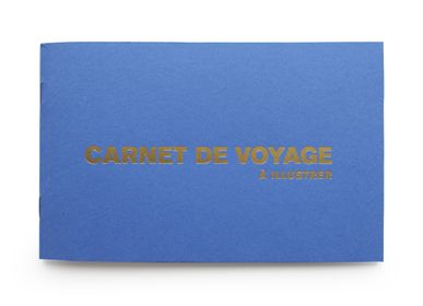Papeterie / carterie / écriture - Carnet de Voyage  à illustrer - SUPEREDITIONS