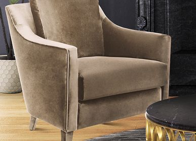 Chairs for hospitalities & contracts - Como Armchair - COVET HOUSE