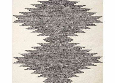 Other caperts - OAXACA RUG, Black - COUTUME