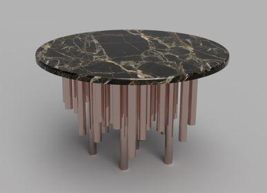 Tables - Manuka Table de salle à manger suspendue - HIJR LONDON
