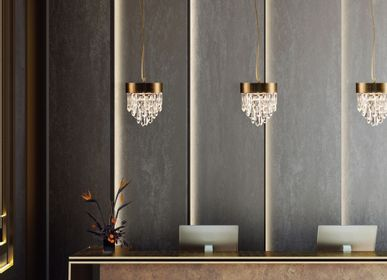 Pendant lamps - NAICCA pendant light - BRABBU DESIGN FORCES