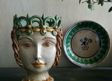 Vases - Vase Reine Fédéricienne - AGATA TREASURES