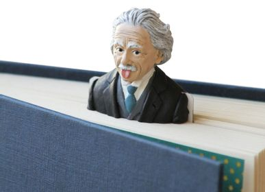 Gifts - Einstein 3D Bookmark, handmade - MYBOOKMARK
