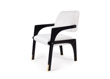 Chairs - ARCHES Dining Chair - INSIDHERLAND