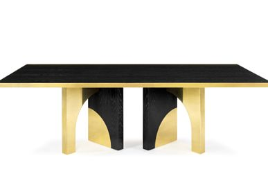 Tables - UTOPIA Dining Table - INSIDHERLAND