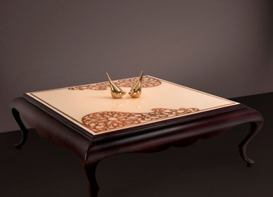 Coffee tables - ION COFFEE TABLE - SRISTI DESIGN STUDIO