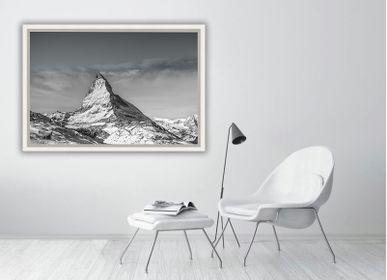Wall decoration - POWDERHOUND SKI ART - POWDERHOUND