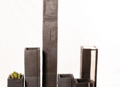 Sculpture - Monolithe - ATELIER ENTRE TERRES