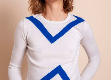 Ready-to-wear - Sweater FRAME - MADLUV CASHMERE GOES POP