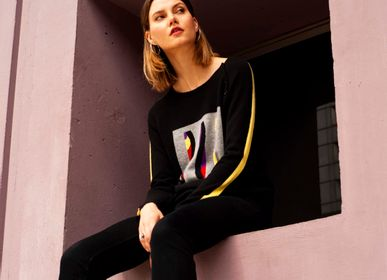 Ready-to-wear - Sweater POP  - MADLUV CASHMERE GOES POP