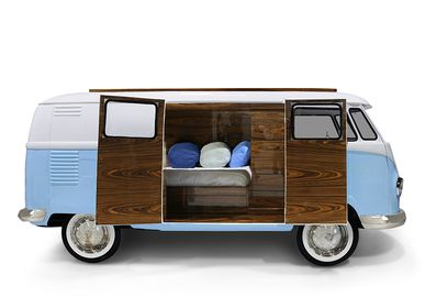 Beds - Bun Van Bed  - COVET HOUSE