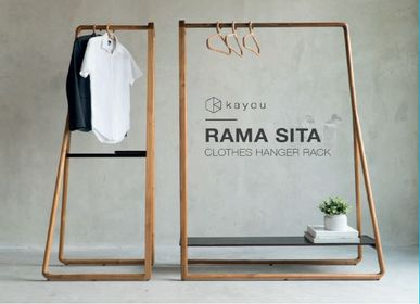 Shelves - Sita Clothes Hanger Rack - BEKRAF