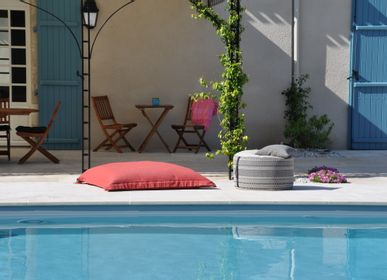 Outdoor decorative accessories - CUSHION BERLINGOT BENGALI XXL - TOILES & VOILES