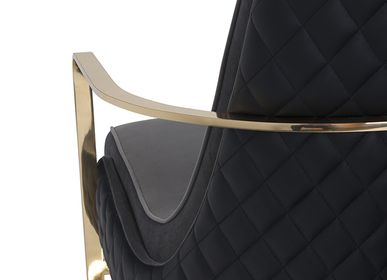 Armchairs - OCADIA DINING CHAIR - LUXXU