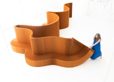 Office furniture and storage - benchwall  - MOLO